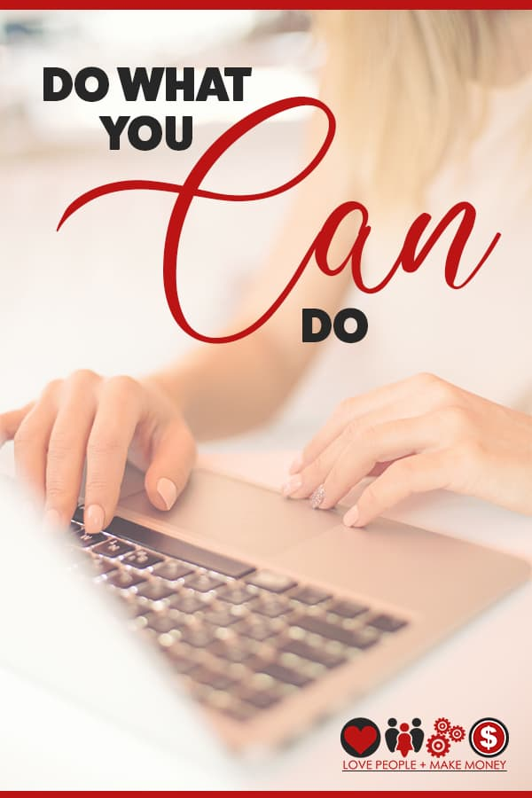 If you want to be an online business owner - you've got to DO... #solopreneur #solopreneurs #business #startingmyonlinebusiness #mindset #businessmindset #businesssuccess