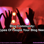 Why Your Blog Needs Community