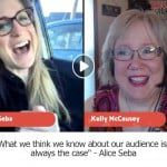 Livestream Chat #15: Intensive Content Training with Alice Seba