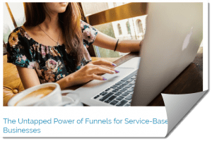 Easy Funnel For Your Service Based Business